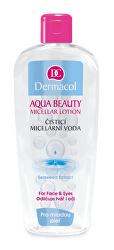 Čisticí micelární voda Aqua Beauty 400 ml