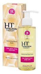 Čisticí pleťový olej Hyaluron Therapy 3D (Cleansing Oil) 150 ml