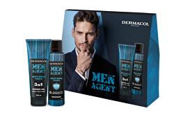 Dárková sada kosmetiky pro muže Men Agent Gentleman Touch II.