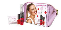 Dárková sada dekorativní kosmetiky Gift Set 16H Lip Colour