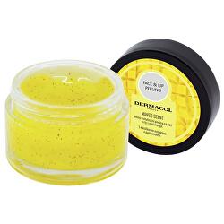 Revitalizační cukrový peeling na obličej a rty (Revitalizing Face and Lip Peeling) 50 g