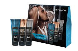 Kosmetická sada sprchových gelů pro muže Men Agent