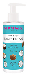 Krém na ruce a nehty Kokos (Hand and Nail Cream) 150 ml