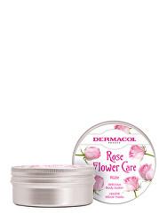 Opojné tělové máslo Růže Flower Care (Delicious Body Butter) 75 ml