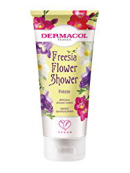 Opojný sprchový krém Frézie Flower Shower (Delicious Shower Cream) 200 ml