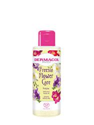 Opojný tělový olej Frézie Flower Care (Delicious Body Oil) 100 ml