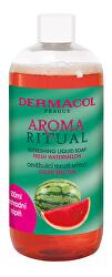 Osvěžující tekuté mýdlo Vodní Meloun Aroma Ritual (Refreshing Liquid Soap) - náhradní náplň 500 ml