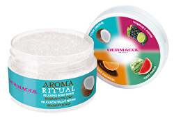 Relaxační peeling Brazilský kokos Aroma Ritual (Relaxing Body Scrub) 200 g