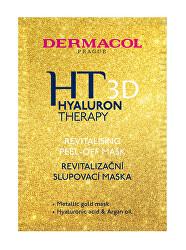 Revitalizační slupovací maska Hyaluron Therapy 3D (Revitalising Peel-Off Mask) 15 ml
