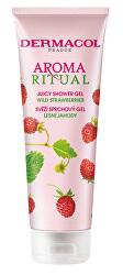 Svěží sprchový gel Lesní jahody Aroma Ritual (Juicy Shower Gel) 250 ml