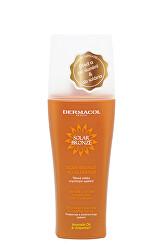 Tělové mléko urychlující opálení Solar Bronze (Body Bronze Accelerator) 200 ml
