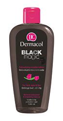 Detoxikační micelární voda Black Magic (Detoxifying Micellar Lotion) 200 ml