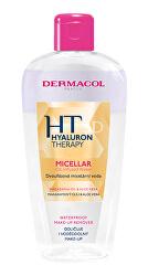 Dvoufázová micelární voda Hyaluron Therapy 3D (Micellar Oil-Infused Water) 200 ml