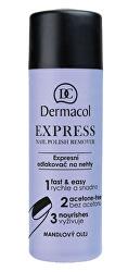 Express körömlakklemosó (Express Nail Polish Remover) 120 ml