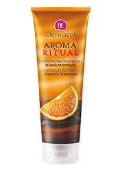 Harmonizující sprchový gel Belgická Čokoláda s Pomerančem 250 ml