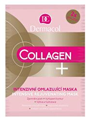 Intenzívna omladzujúca maska Collagen plus (Intensive Rejuvenating Face Mask) 2 x 8 g