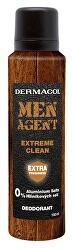 Deodorant pro muže Men Agent Extreme Clean 150 ml
