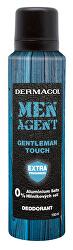 Deodorant pre mužov Men Agent Gentleman Touch 150 ml