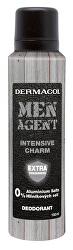 Deodorant pro muže Men Agent Intensive Charm 150 ml