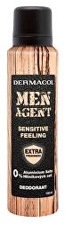 Deodorant pro muže Men Agent Sensitive Feeling 150 ml