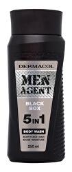 Sprchový gel pro muže 5v1 Black Box Men Agent (Body Wash) 250 ml