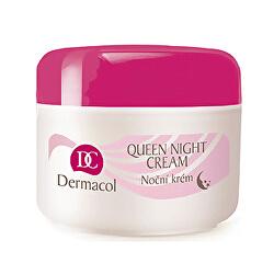 Nočný regeneračný krém s výťažkami z morských rias (Queen Night Cream) 50 ml