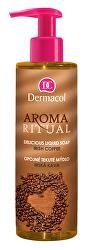 Opojné tekuté mýdlo Irská Káva Aroma Ritual (Delicious Liquid Soap) 250 ml