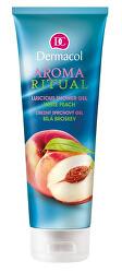 Osvěžující sprchový gel (Aroma Ritual White Peach) 250 ml