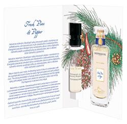 Parfémovaná voda pro muže s vůní borovice a růžového pepře Fresh Pine and Pepper tester 2 ml