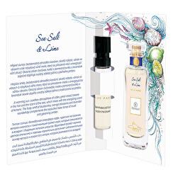Eau de Parfum Sea Salt & Lime tester 2 ml