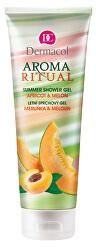 Sprchový gel Meruňka a meloun Aroma Ritual (Summer Shower Gel) 250 ml