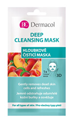 Textilná hĺbkovo čistiaca maska 3D (Gently Removes Dead Skin) 1 ks