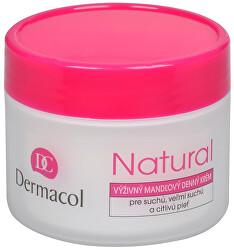 Výživný mandlový denní krém Natural - kelímek 50 ml
