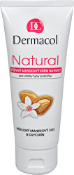 Výživný mandlový krém na ruce Natural 100 ml