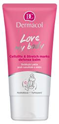 Skrášľujúca starostlivosť proti celulitíde a striám Love My Body (Cellulite & Stretch Marks Defense Balm) 150 ml