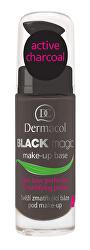 Bază deîmprospătare matifiantă Black Magic (Make-Up Base) 20 ml