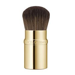 Pennello cosmetico per cipria Retractable Kabuki Foundation Brush