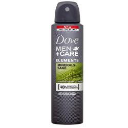 Deodorant ve spreji pro muže Elements Minerals & Sage Men+Care 150 ml