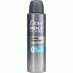 Deodorant bez hliníku pro muže Clean Comfort (Alu Free Deodorant) 150 ml