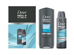 Kosmetická sada Men+Care Clean Comfort