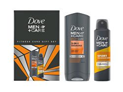 Kosmetická sada Men+Care Fitness Care