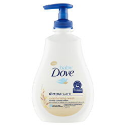 Prebiotický mycí gel pro děti Baby Derma Care (Moisturising Wash) 400 ml