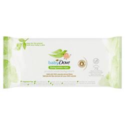 Rozložitelné vlhčené ubrousky pro děti Baby (Biodegradable Wipes) 75 ks
