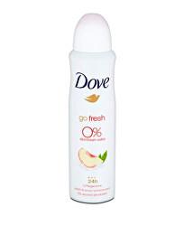 Deodorant bez hliníku Go Fresh Broskev a citron (Alu Free Deodorant) 150 ml