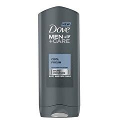 Pánský sprchový gel Men+Care Cool Fresh (Body And Face Wash) 400 ml