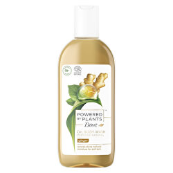Sprchový gel Zázvor Powered by Plants Ginger (Oil Body Wash) 250 ml