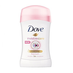 Tuhý antiperspirant Invisible Care Floral Touch 40 ml