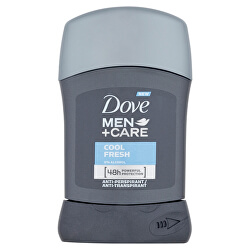 Tuhý deodorant Men+Care Cool Fresh 50 ml