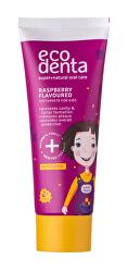 Zubní pasta s malinovou příchutí pro děti Super+Natural Oral Care Raspberry Flavoured (Toothpaste For Kids) 75 ml