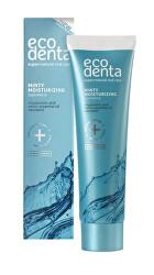Osviežujúci hydratačný zubná pasta s hyalurónovou kyselinou a mätovým olejom (Refreshing Moisturising Toothpaste with Hyaluronic Acid and Peppermint Oil) 100 ml